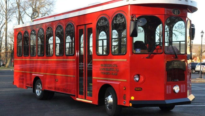 Take a trip to the Light of day on this Long Branch Trolley.
