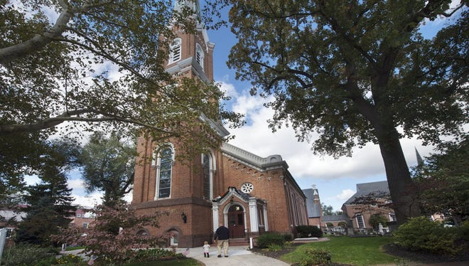 Church members at First Presbyterian Church of York helped an expectant couple who could not get into their apartment until Wednesday. The members paid for a room at The Yorktowne Hotel.