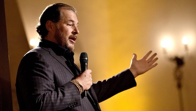 Onetime Oracle sales king Marc Benioff started Salesforce in 1999, betting on the fact that companies would prefer to interact with their data in the cloud rather than manage their own server farms.