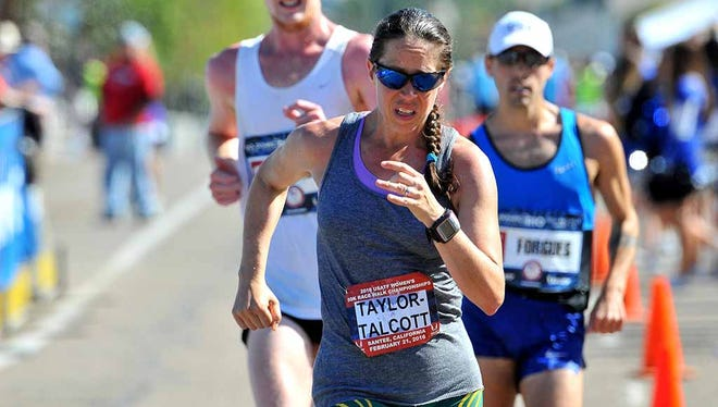 Erin Taylor-Talcott was thrilled with the IAAF's decision.