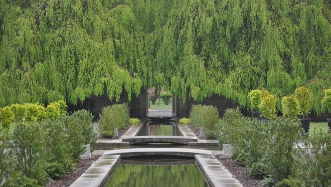 Untermyer Gardens in Yonkers