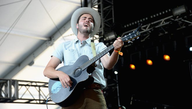 Lord Huron headlines Rock the Green Saturday.