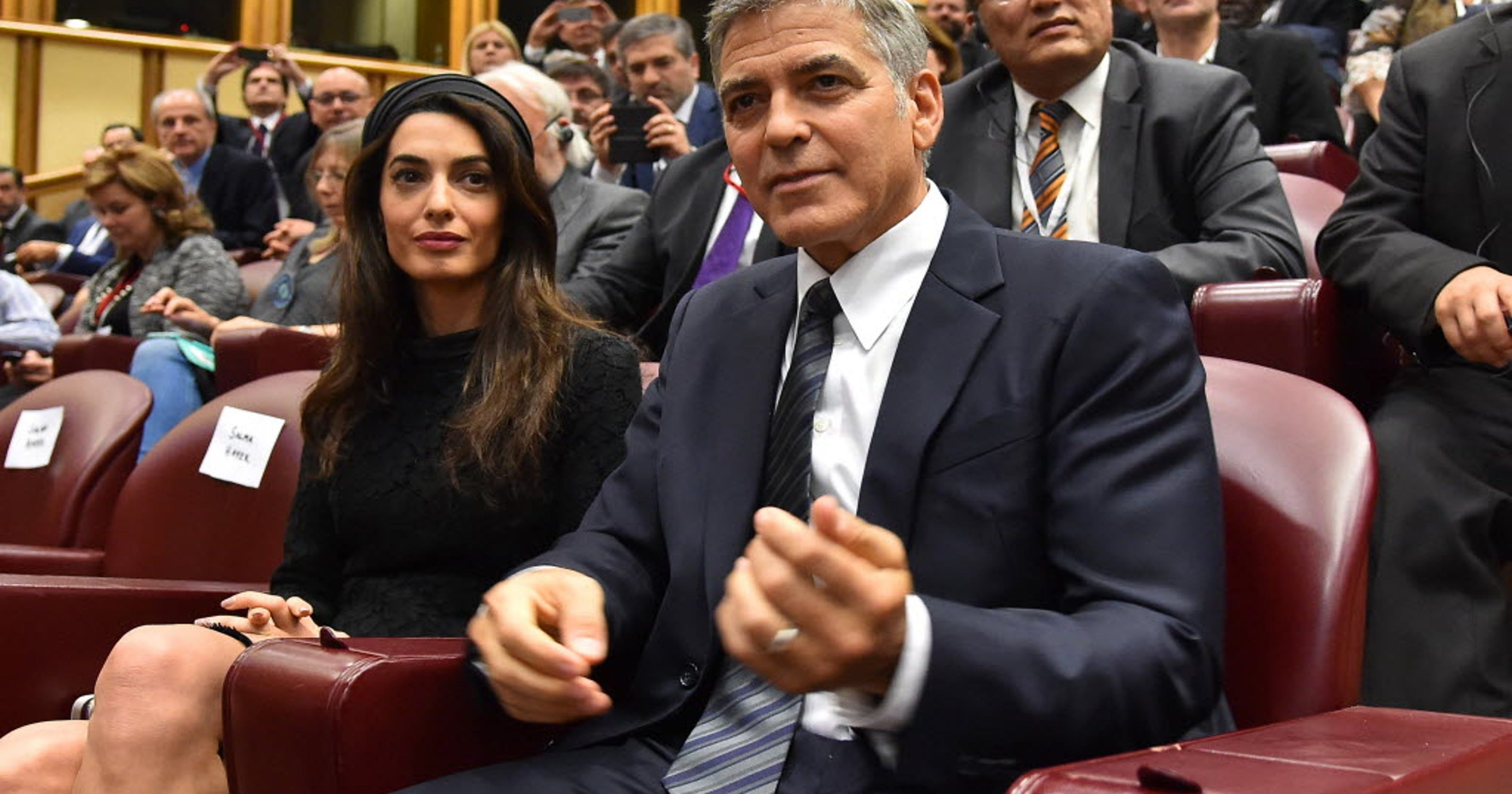 Google to help George and Amal Clooney educate Syrian
