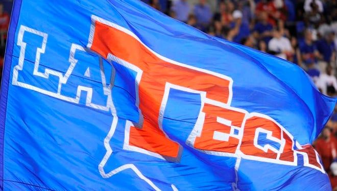 La. Tech flag