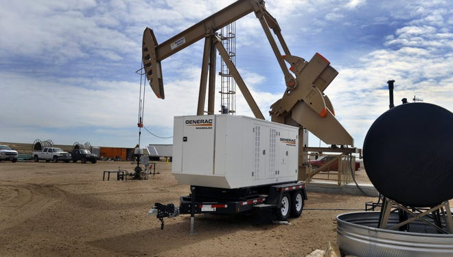 Generac, which makes large generators including equipment used in oil and gas fields, says it has acquired Motortech, a German company.