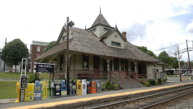 Oradell is negotiating with a vendor interested in renting space in the historic train station on Maple Avenue.