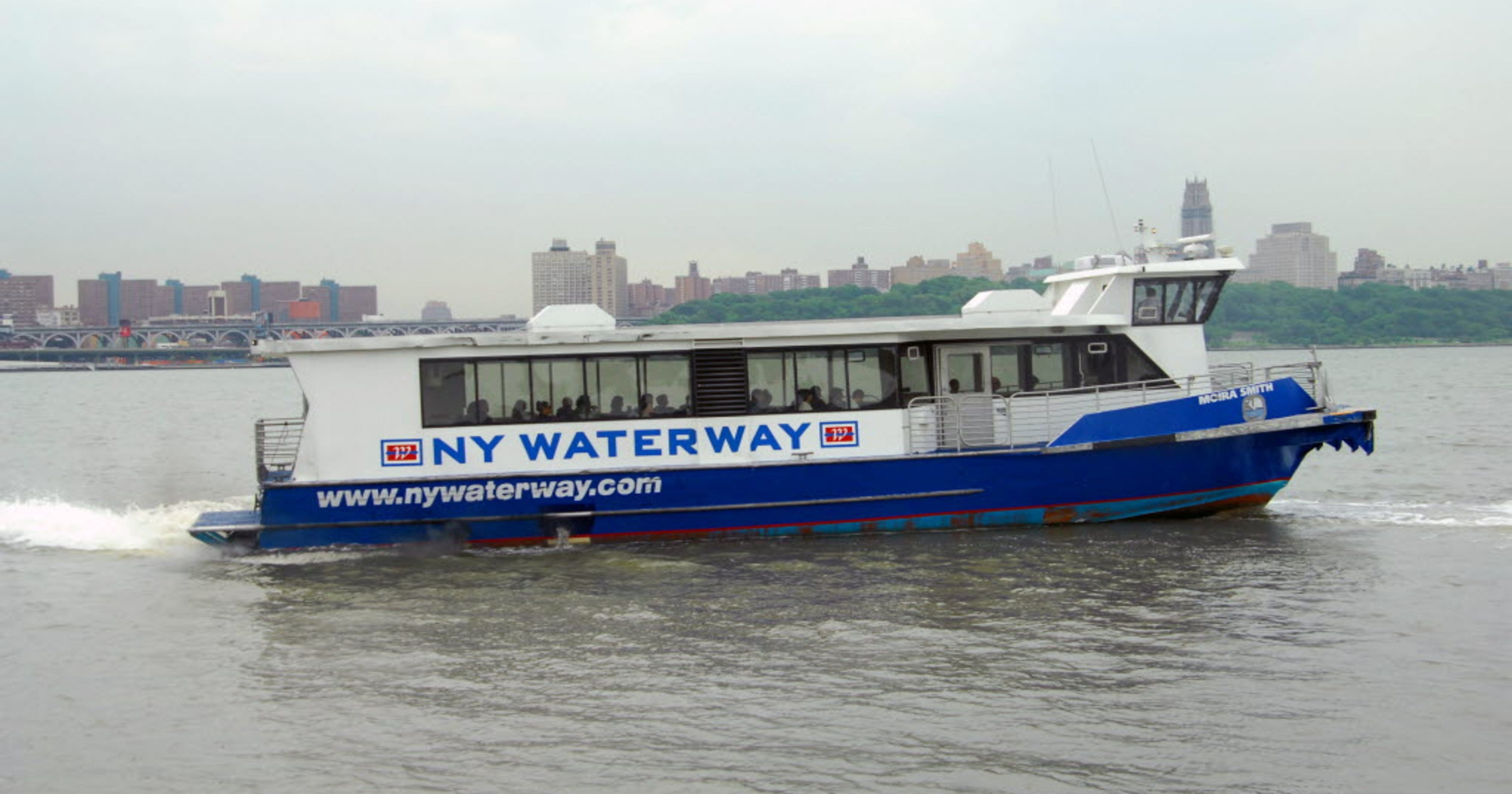 ny waterway buys back 11 hudson river ferry routes