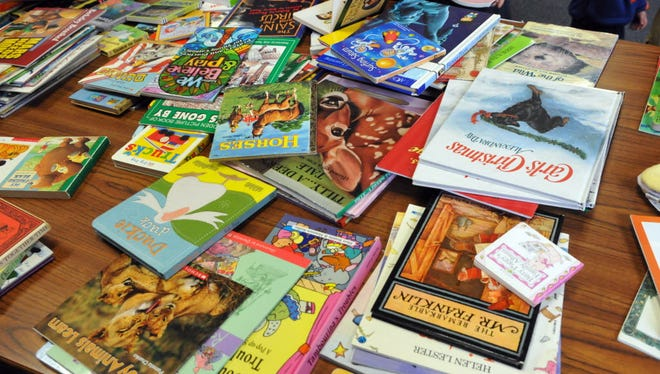 Glen Rock non-profit Read to Know will distribute more nearly 1,500 books collected in a recent book drive.