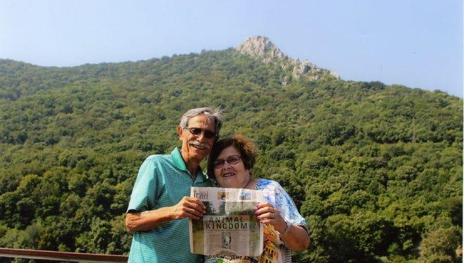 Bob and Margie Kimmel, Wayne.