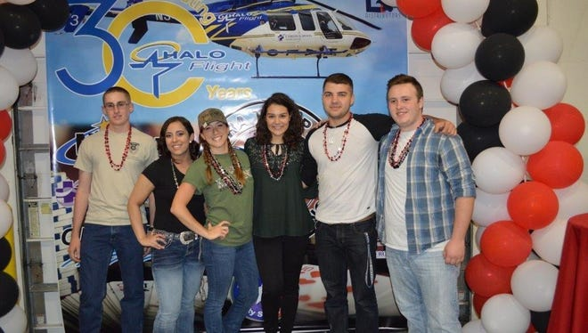Texas A&M University - Corpus Christi  ROTC Students