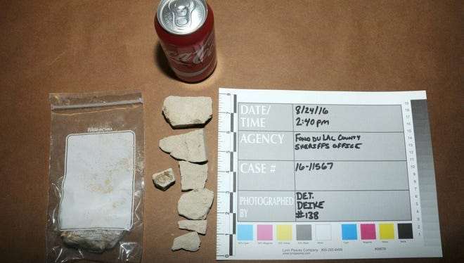Over 100 grams of heroin were found during a traffic stop in August 2016, which started an investigation that led to a million-dollar heroin bust.