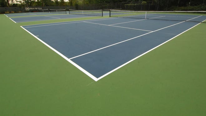 Hackensack's boys tennis team has a solid foundation and the Comets look to improve.