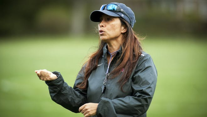 Saddle River Day's Karen McMahon is in her fifth season leading the team.