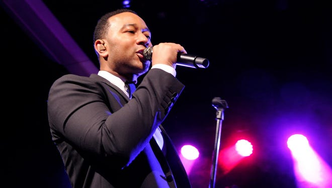 10-time Grammy winner John Legend plays the Riverside Theater June 8.