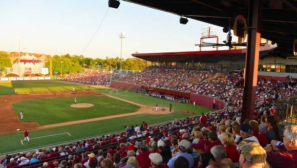 Auburn baseball has been selected to regional play