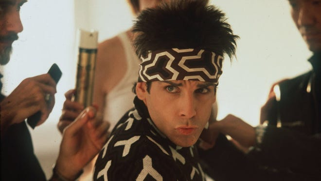 "A still from the movie ""Zoolander."""