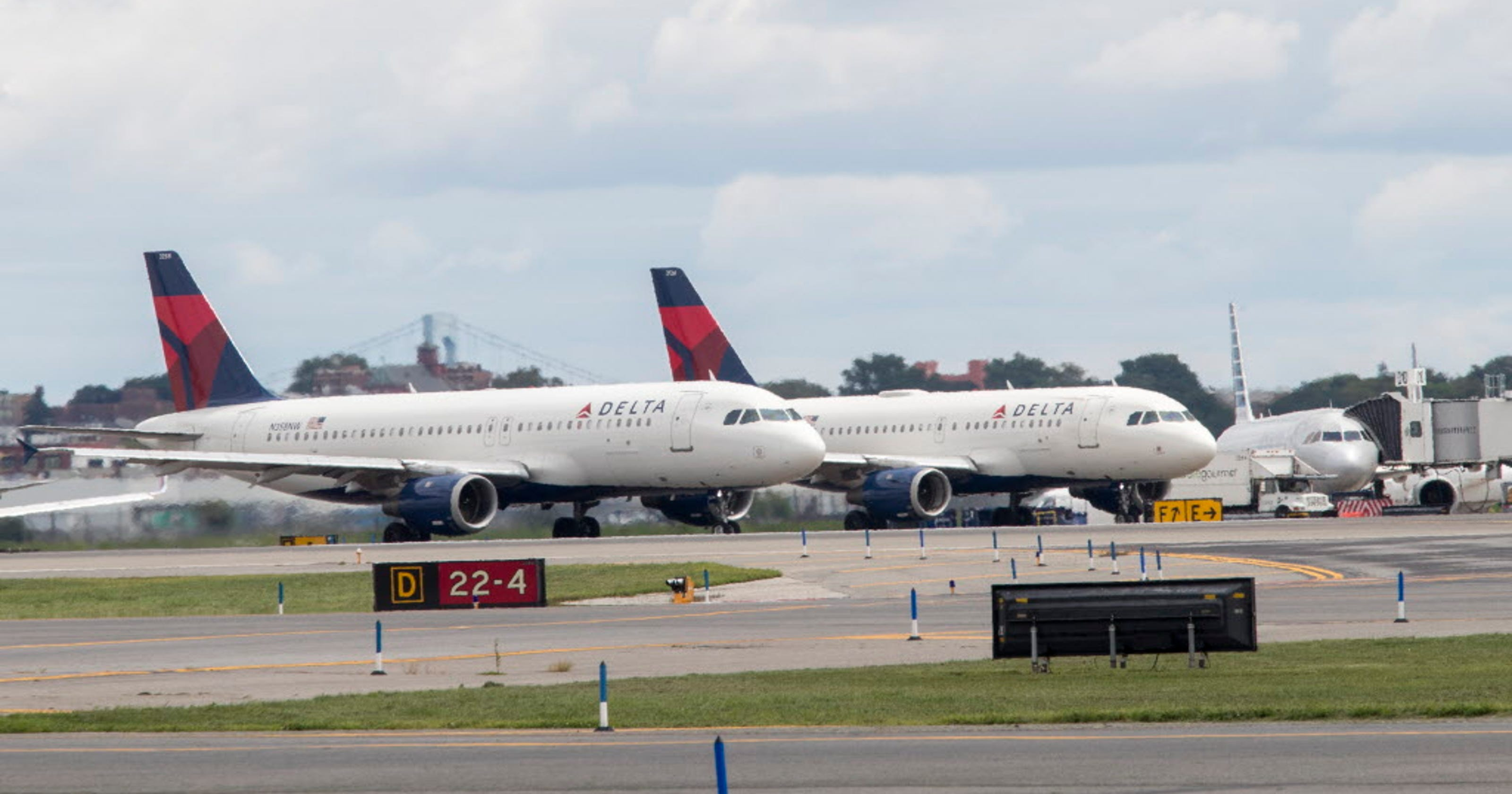 Delta flight beats Hurricane Irma to San Juan, and returns