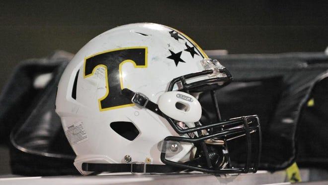 Tuscola helmet