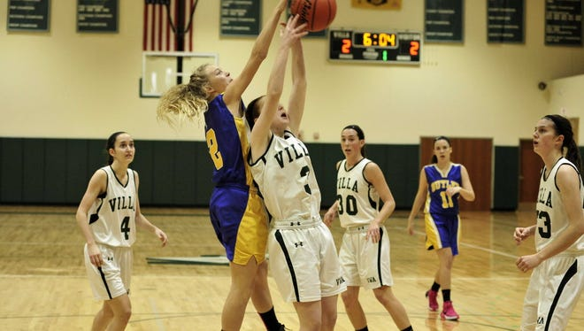 Junior point guard Melissa Konopinski returns to the Butler High School girls' basketball team's starting lineup after earning Second Team All Conference honors last winter.