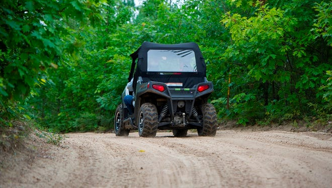 Beginning Jan. 1, 2018, ORV users in Michigan's northern Lower Peninsula will have increased access to thousands of miles of state forest roads.