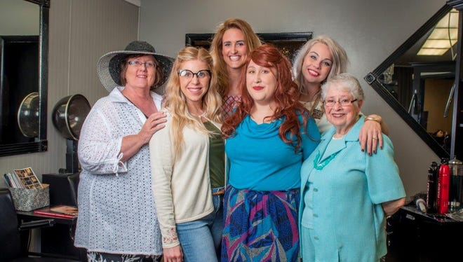 Fairview Community Theater to present Steel Magnolias this Friday, Saturday and Sunday.