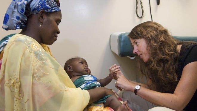 The UVM Children's Hospital Pediatric New American Clinic