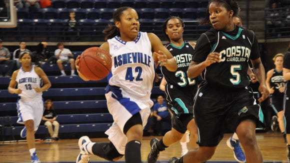 Shonese Jones is a senior at UNC Asheville.
