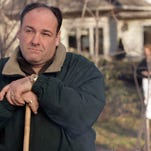 "FILE - This file photo released by HBO in 2007 shows James Gandolfini as Tony Soprano in a scene from one of the last episodes of the HBO dramatic series ""The Sopranos."" HBO and the managers for Gandolfini say the actor died Wednesday, June 19, 2013, in Italy. He was 51.  (AP Photo/HBO, Craig Blankenhorn, File) ORG XMIT: NYJG101"