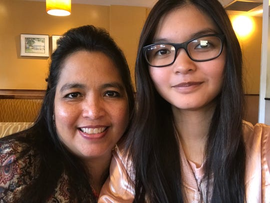 PDN Vibester Catherine Nadeau shares her love for mom