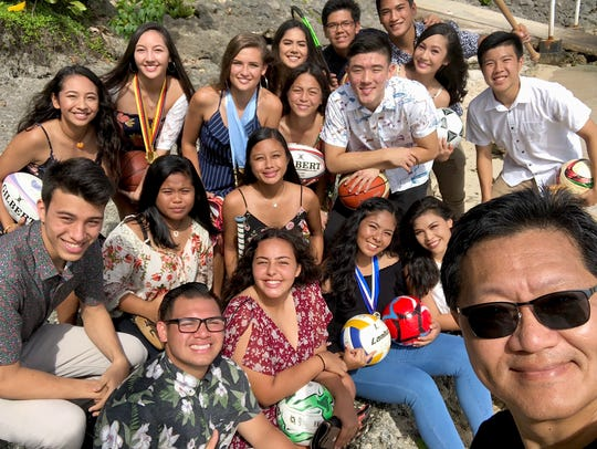 Eighteen students have been selected as the 2018 Shieh