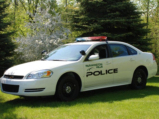 Farmington Hills Police