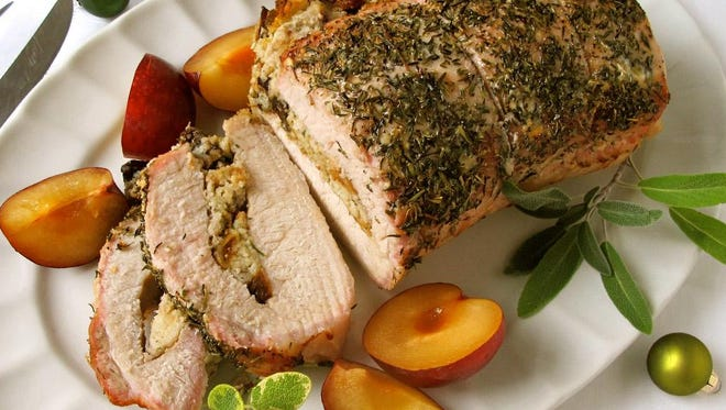 Holiday Pork Loin