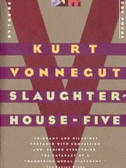 """Slaughterhouse Five,"" by Kurt Vonnegut, is one of"
