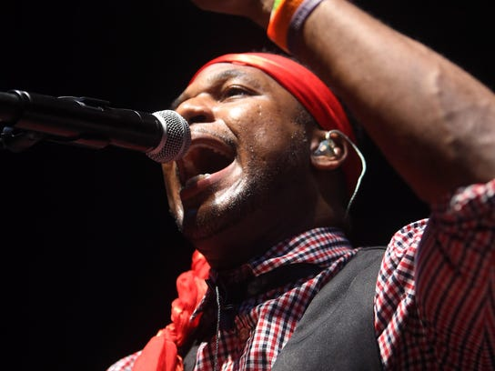 Robert Randolph and the Family Band are headed to Asbury