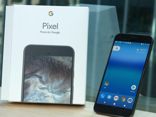 Last year's Pixel smartphone didn't sell well.