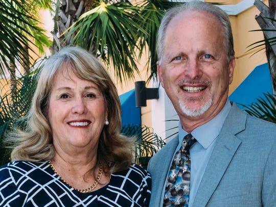 Linda Schlitt Gonzalez and Steven Schlitt are now co-owners