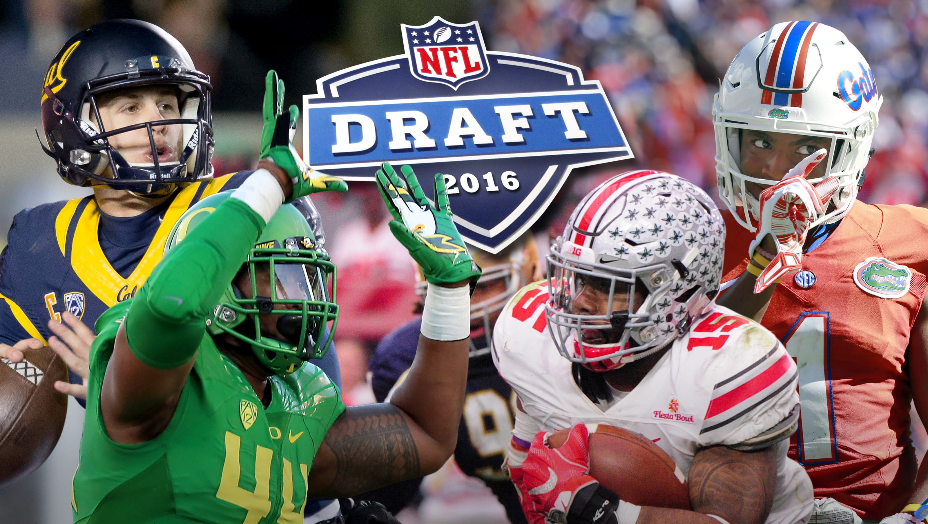 Mock draft 4.1: How has first round changed after free ...