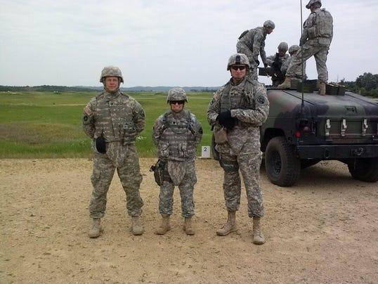 Ernst.military.training