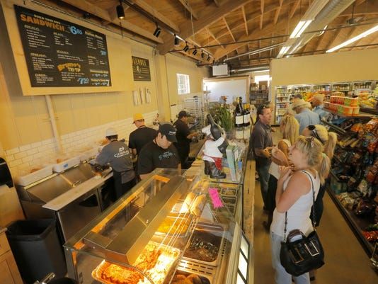 Corral Market Grand Opening