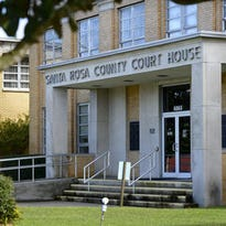 Santa Rosa County Court House