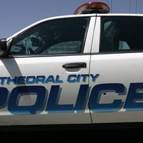 Cathedral City police arrest three suspects for string of robberies
