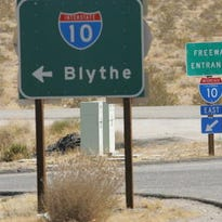Thousand Palms man killed in Interstate 10 crash in Desert Center