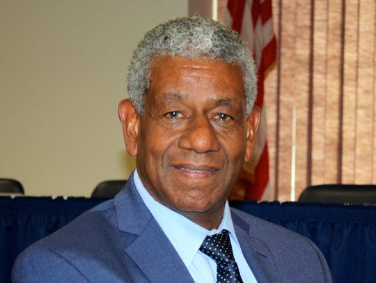 Larry White, 64, was approved as the new Executive