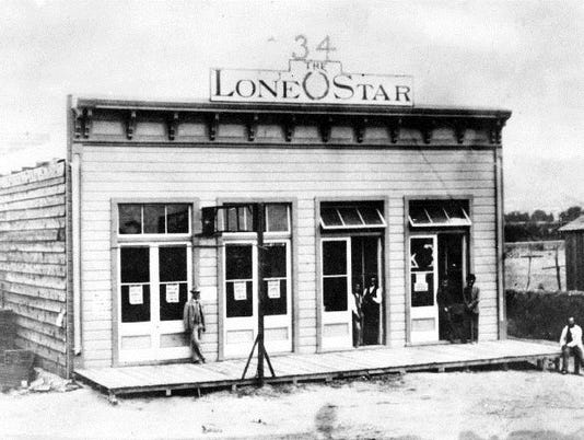LONE STAR NEWSPAPER