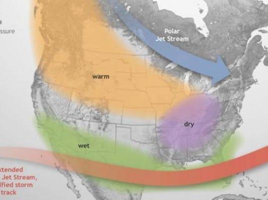 El Nino graphic