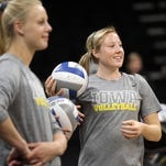 Iowa volleyball looking to continue 'transformational experience' inside  program