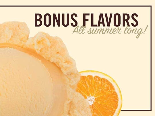 Graeter's Bonus Flavors revealed every two weeks all summer.