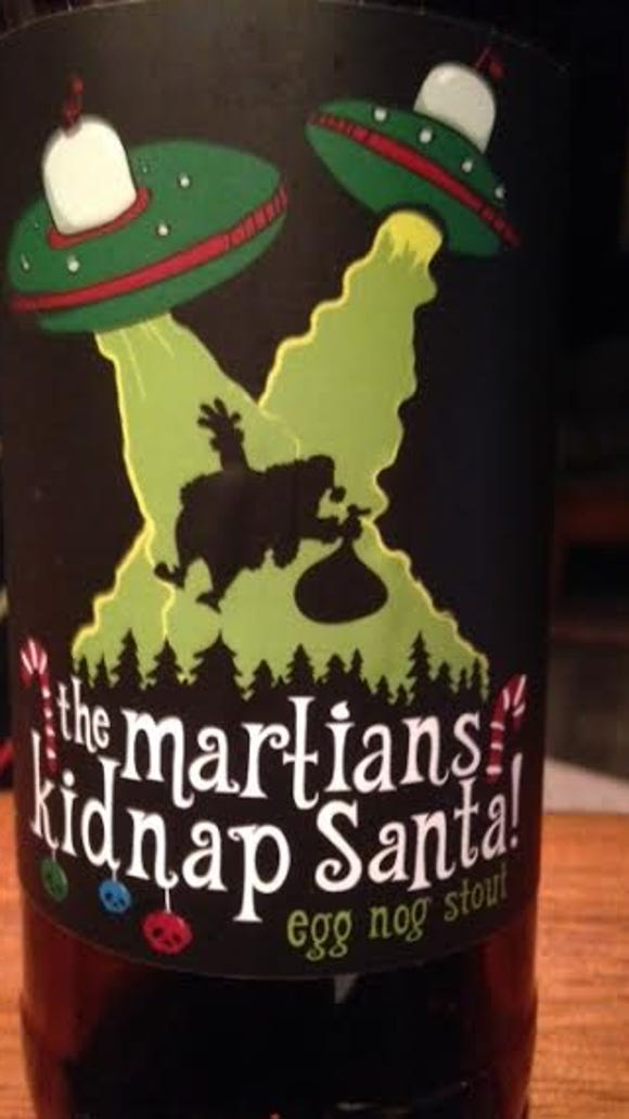 Oh no, the martians kidnap Santa. What will we do?