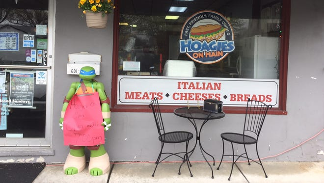 Located at 601 W. Main St. in Palmyra, Hoagies on Main celebrated its one-year anniversary on April 3 with a permanent price reduction on all cold sandwiches.
