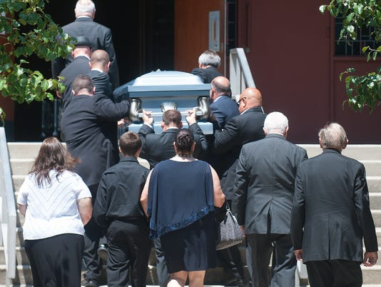 AMADEI FUNERAL